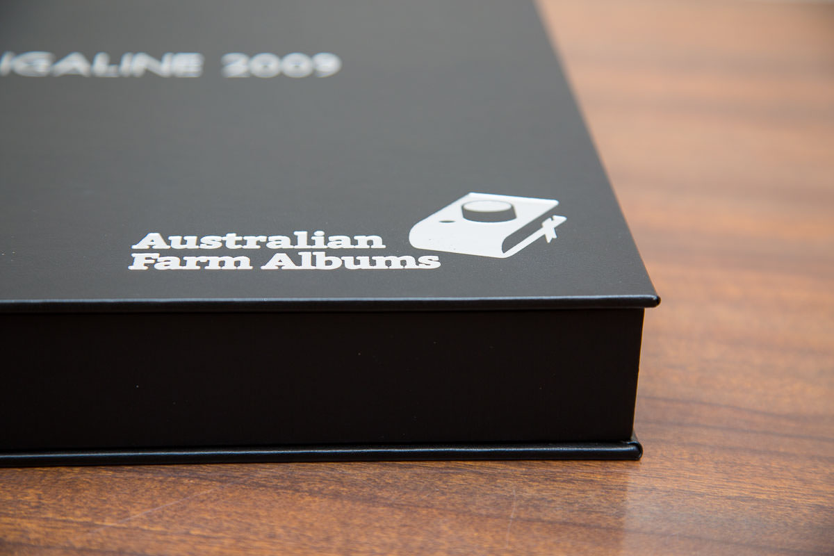 Two farm visits 100 album pages Add your own documents and photos Grand 30cm x 30cm photobook Matching presentation box